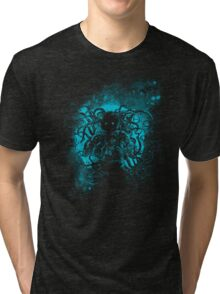terror from deep space Tri-blend T-Shirt