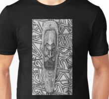 Tribal Mask Unisex T-Shirt