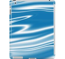 The Clear Blue iPad Tablet Case iPad Case/Skin