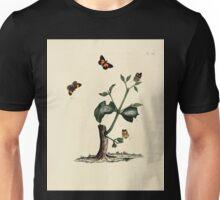 Surinaamsche vlinders  naar het leven geteekend Papillons de Surinam dessinés d'après nature Jan Sepp 1852 030 Moths Butterflies Unisex T-Shirt