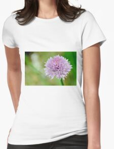 Chive Womens Fitted T-Shirt