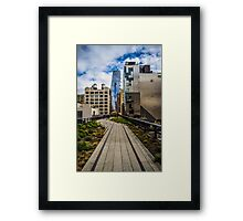 The High Line, New York Framed Print