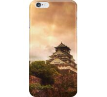 Cool castle iPhone Case/Skin