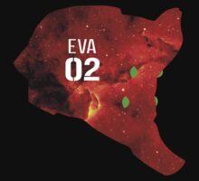 Galaxy Eva 02 by Bryant Almonte Designs