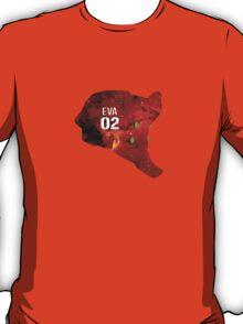 Galaxy Eva 02 T-Shirt