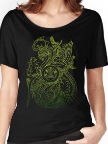 Earth Spirit. Women's Relaxed Fit T-Shirt