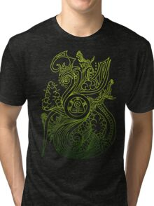 Earth Spirit. Tri-blend T-Shirt