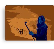 Wynonna Earp Canvas Print