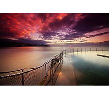 Bronte Tidal Pool Photographic Print
