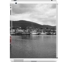 Red Fishing Trawler  iPad Case/Skin