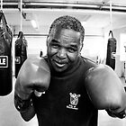 Sparring With Stanley  by Shaun Colin Bell