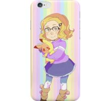 Pika-girl iPhone Case/Skin