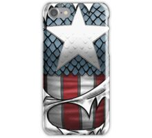 Captain Shirt iPhone Case/Skin