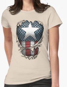 Captain Shirt Womens Fitted T-Shirt