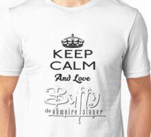Love Buffy  Unisex T-Shirt