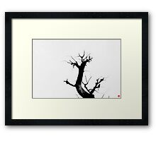 Natural art Framed Print