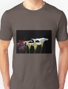 Lilies In Spring Unisex T-Shirt