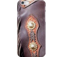 Cowgirl Formal Wear iPhone Case/Skin