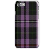 01963 Chapman Tartan  iPhone Case/Skin