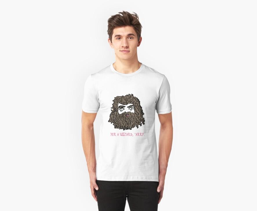 Hagrid by suriahani