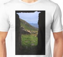 View From A Lighthouse Ruin  Unisex T-Shirt