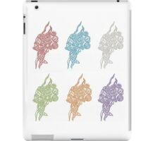 Primary Colours Abstract iPad Case/Skin