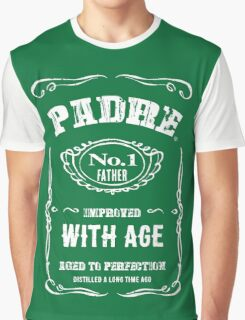 Vintage Padre Spanish Father Graphic T-Shirt