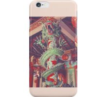 Temple of the Dragon iPhone Case/Skin
