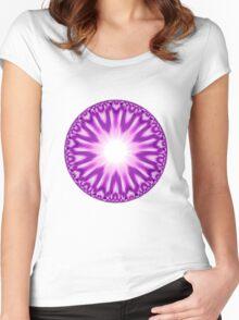 Buddha's Eye Women's Fitted Scoop T-Shirt