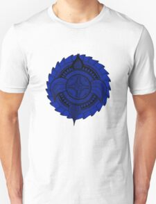 Eclipse. Blue. T-Shirt