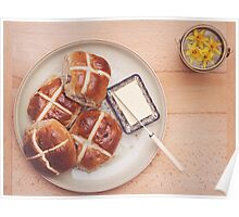 One a penny, Two a penny, Hot Cross Buns[12/52] Poster