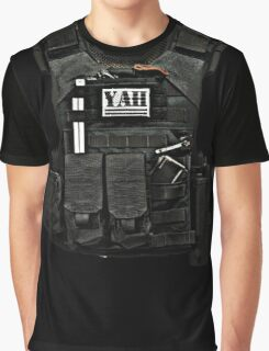 Full Armour of Yah Graphic T-Shirt