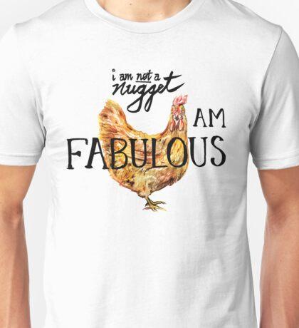 I am FABULOUS. Unisex T-Shirt