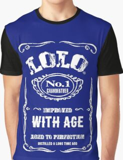 Vintage Lolo Filipino Grandfather Graphic T-Shirt