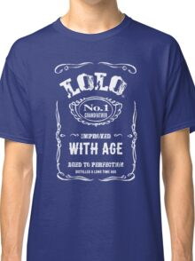 Vintage Lolo Filipino Grandfather Classic T-Shirt