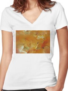 Go Fish Women's Fitted V-Neck T-Shirt