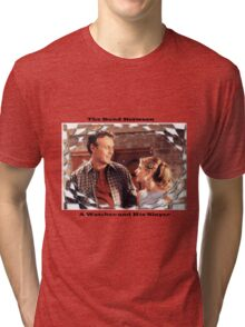 Buffy Giles Watchers Love Tri-blend T-Shirt