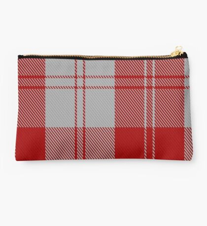 02868 Erskine (Red) Clan/Family Tartan  Studio Pouch