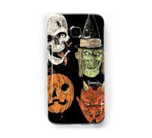 Say You Love Satan 80s Horror Podcast Logo 2 Samsung Galaxy Case/Skin
