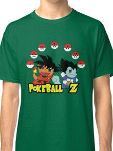Poke Ball Z Classic T-Shirt