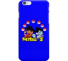 Poke Ball Z iPhone Case/Skin