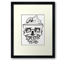Natural Thoughts Framed Print
