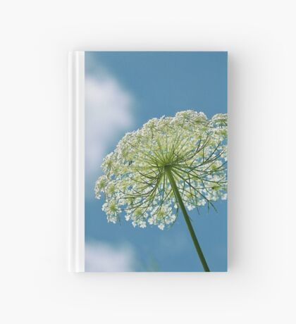 QUEEN ANNE'S LACE Hardcover Journal
