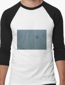Lone Yachtsman Men's Baseball ¾ T-Shirt