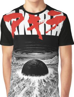 AKIRA - Neo Tokyo Is About To Explode Graphic T-Shirt