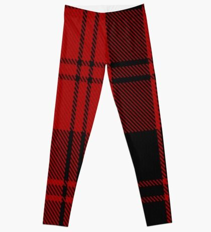 02864 Erskine (MacGregor-Hastie) Clan/Family Tartan  Leggings