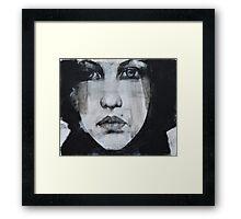 mood Framed Print