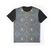 Chinese Motif Graphic T-Shirt