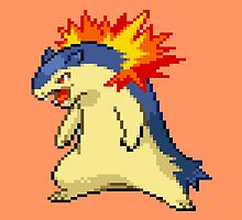 Typhlosion by GreenTheRival