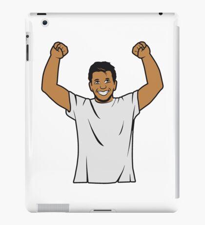 successful winner iPad Case/Skin